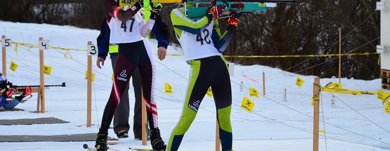 Biathlon Landescup Leogang 11.01.2020