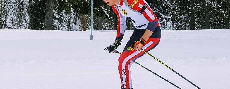 Jonas Bacher Biathlon Austria Cup Eisenerz