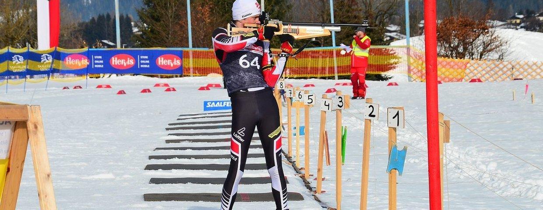 ÖM Biathlon Sprint und Verfolgung 30.+31.01.2021